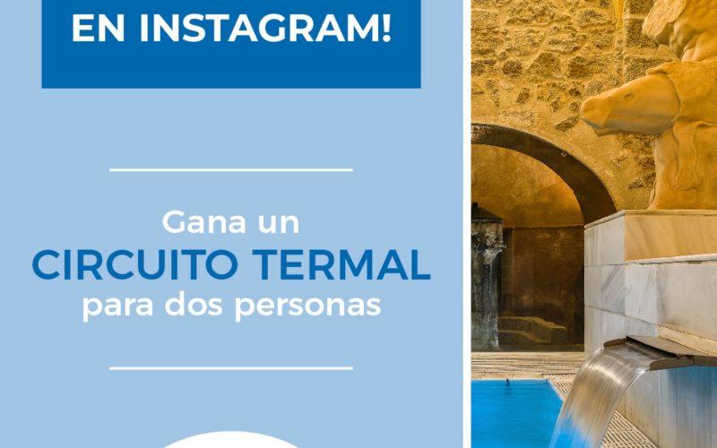 Bases Sorteo Circuito Termal Instagram
